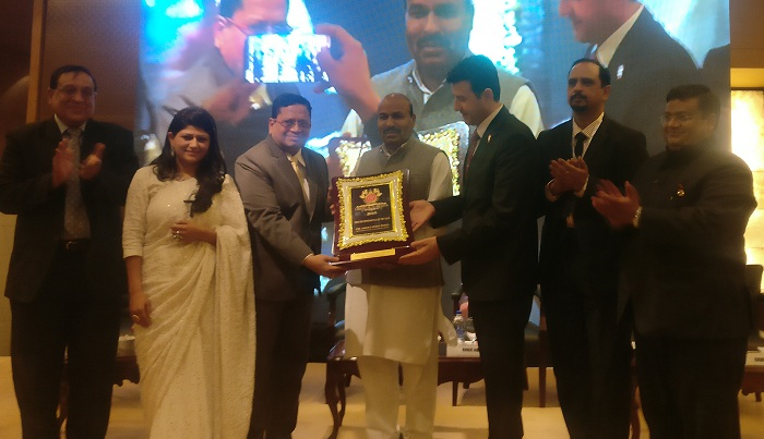 IREDA conferred with Best HR Professional of the Year Award