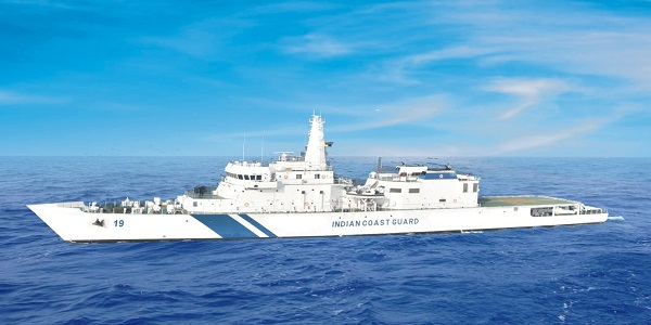 GSL makes another Ahead of Schedule Delivery of New Class OPV