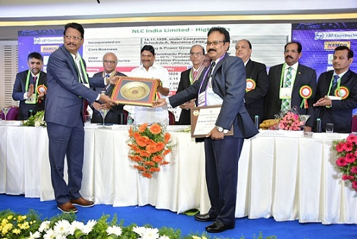 NLCIL Bags Prestigious Industry Excellence Award