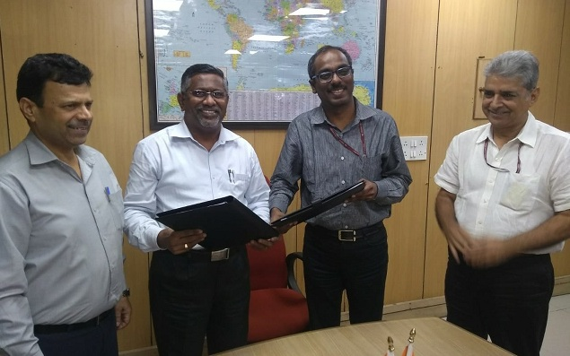 CWC Signed an MoU with LPAI