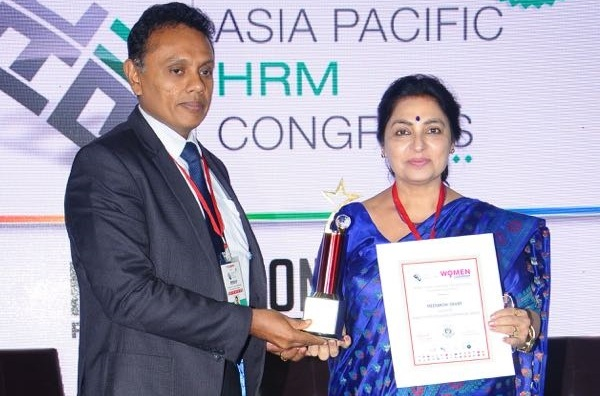 Director HR of POSOCO Awarded