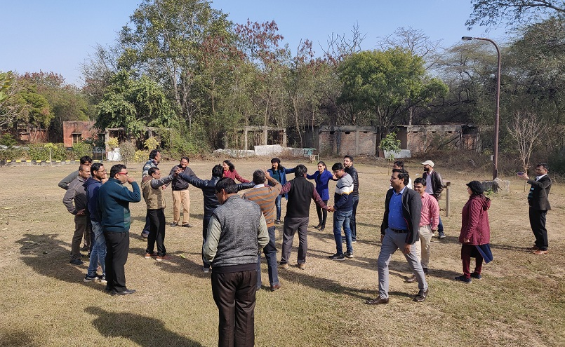 NBCC Organised Two-Days Training Programme on Leadership Skills