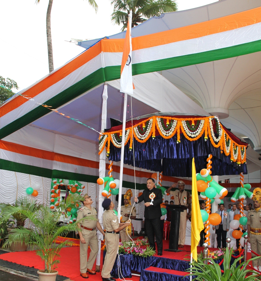 Mazagon Dock Shipbuilders Limited celebrated the Independence Day