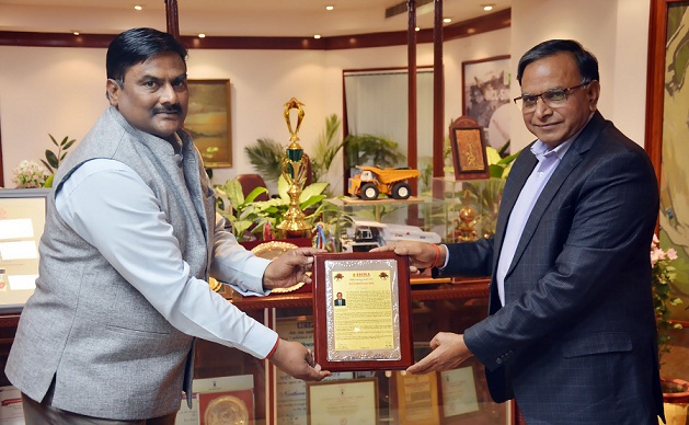 CMD NCL Awarded with IMMA Excellence Award