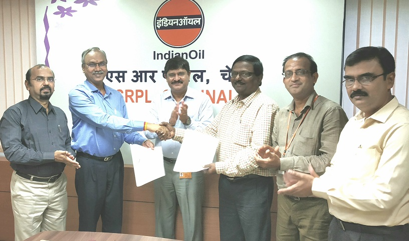 IOCL Signed MoU with TNSCERT for Providing Smart Classes in 11 Schools