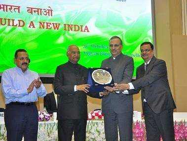 President of India Felicitates IndianOil