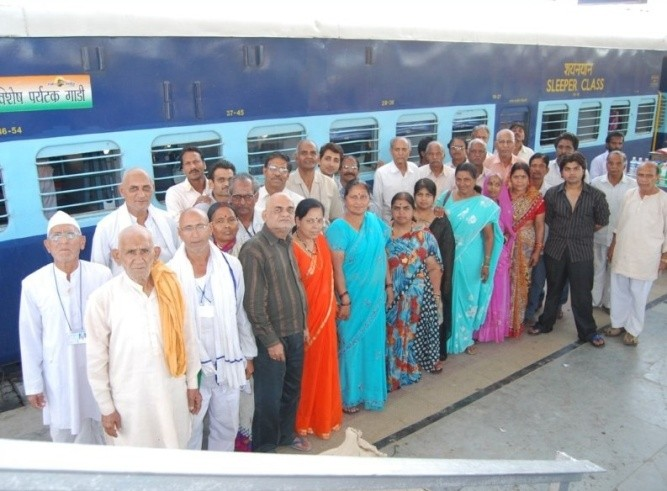 Railway to Run Shri Ramayana Express From November