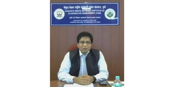 Shri Pradip Kumar Das CMD of IREDA addressed the Indian Forest Service officers today