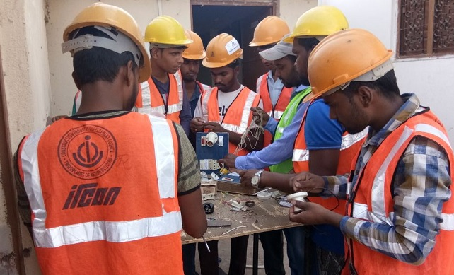 IRCON Provides free Vocational Training to Youth