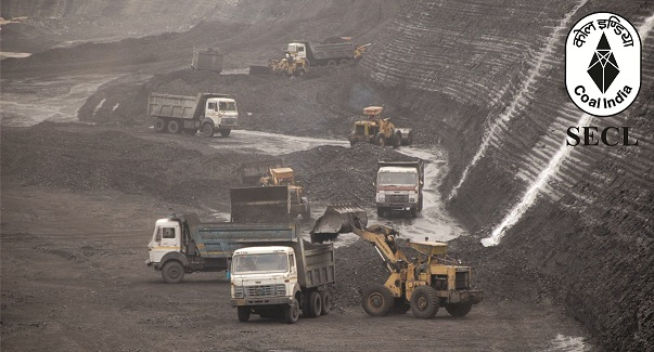 SECL Created Record by Dispatching 5 Lakh Tonnes of Coal in a Day