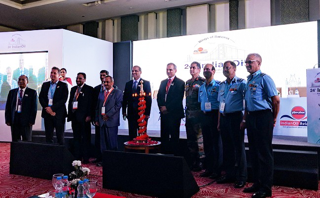 24th IndianOil Aviation Conference held in Kolkata