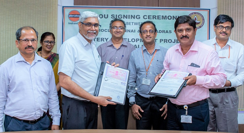 IOCL Signs MoU with IIT Madras for Pottery Development Project under CSR
