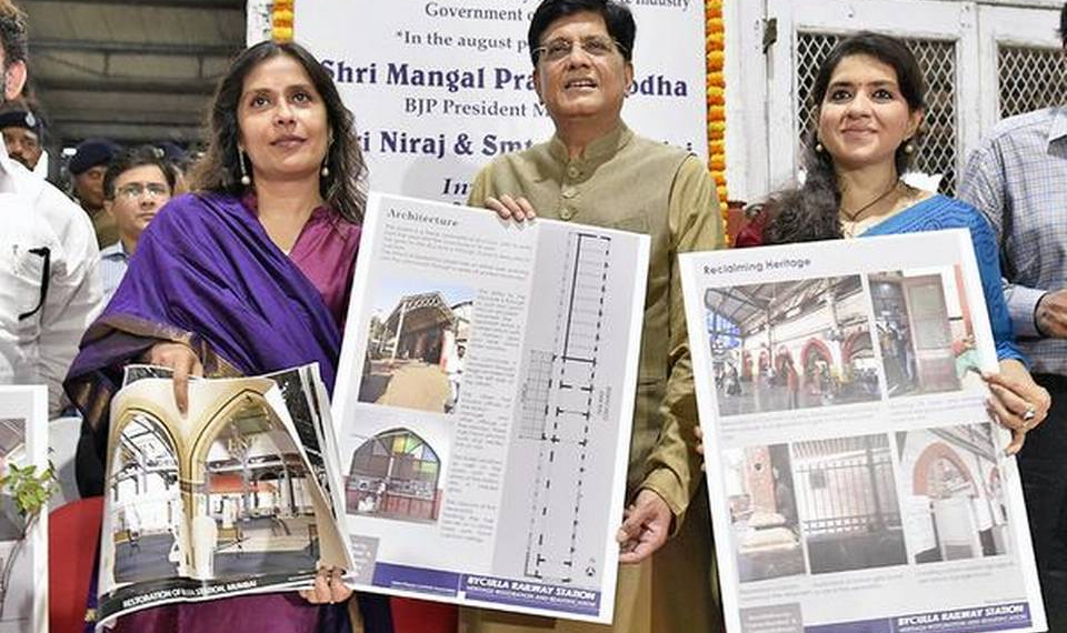 Indian Railways to Revamp Byculla Station through CSR