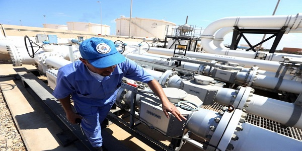 Libya NOC resumes oil exports from key terminals in the east