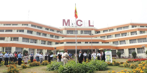 MCL kicked off Mines Safety Fortnight Celebration