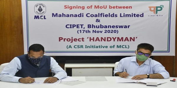 MCL sign MoU with CIPET for multi-skill training to peripheral youth