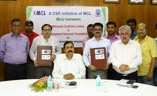 MCL Signed MoU with BAIF