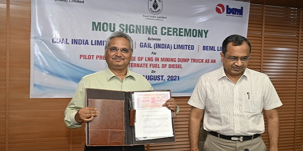IRSDC Signed an MoA with EPIL and Bridge and Roof