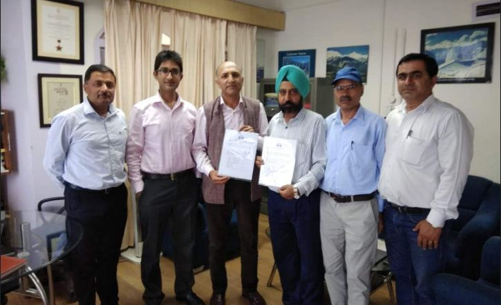 BSNL Signed an MoU with Govt. of HP