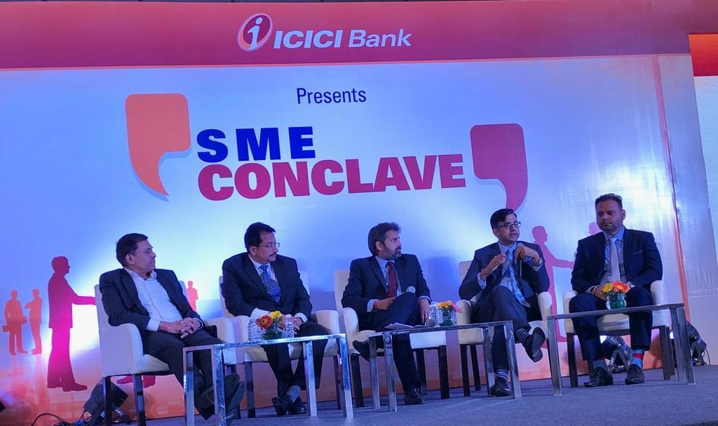 ICICI Bank organised MSME conclave in Gurugram