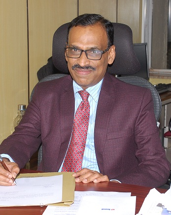Shri MV Rajasekar Assume Charge as Director at BEML