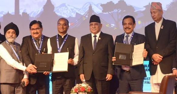 SJVN Signs MoU with Consortium Led by SBI for Arun 3 Hydro Electric Project