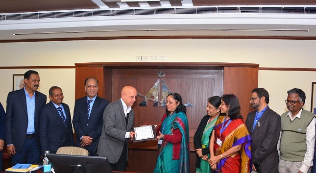 AAI signs an MoU with SAMEER for Joint Research Programs in the field of CNS