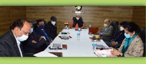 NBCC signs MoU with JK Infrastructure Development Company