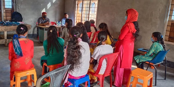 NBCFDC participated in assessment of training programme of RPL candidates
