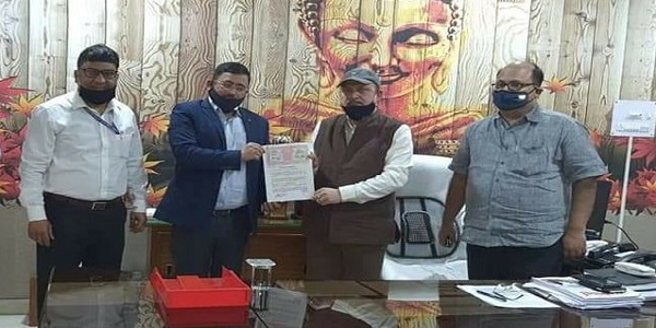 NCL Khadia made a MOU worth Rs 4312 lakh