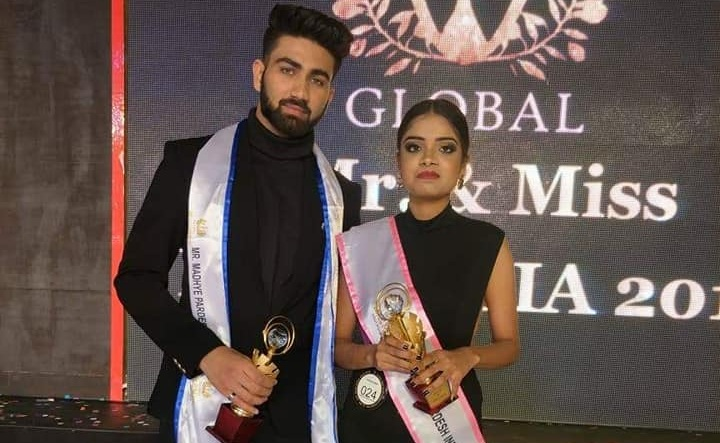 NCLs Daughter Crowned Miss Madhya Pradesh Miss Madhya Pradesh India - 2018