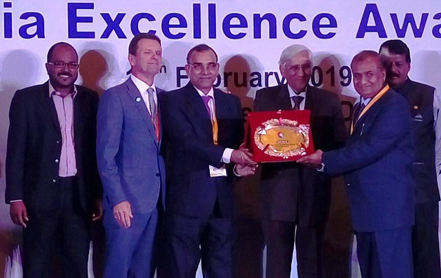 NCL Bagged Three Apex India Excellence Awards