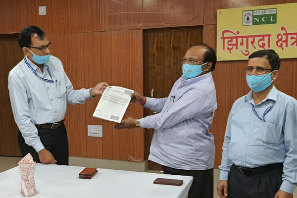 NCL will provide healthcare equipment worth Rs95 Lakhs to Singrauli District to fight COVID-19