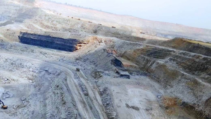 NCL Break the Boundaries Produce 3.5 MT Coal in Amlohri Coal Project