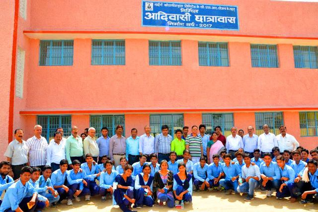 NCL Builds hostel for students of Government ITI