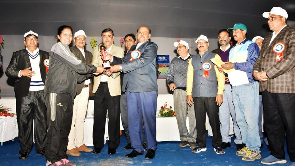 NCL Committed to Provide Best Facilities to Sports-persons - Shri Gunadhar Panday