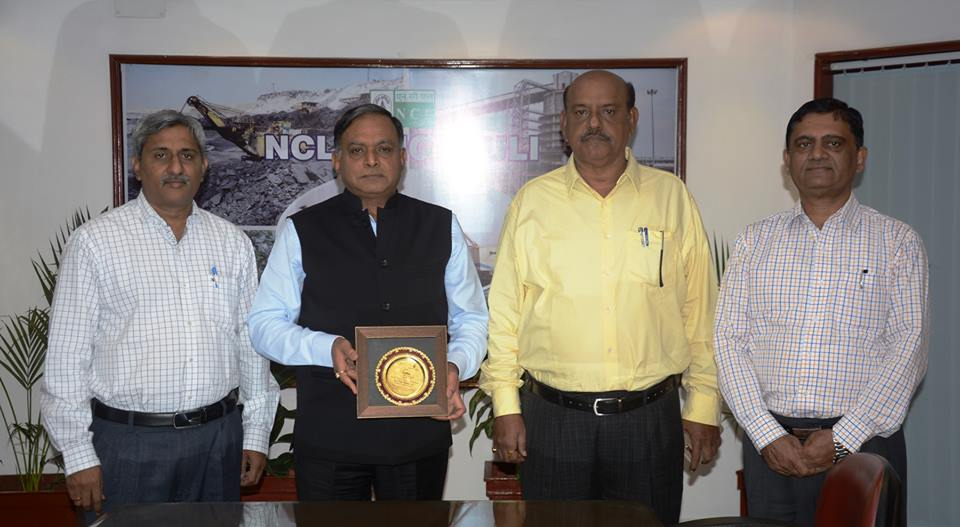 CMD NCL Honoured with ICC Excellence Award