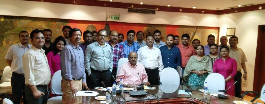 NCL Chairs a Review Meeting of Human Resource Department