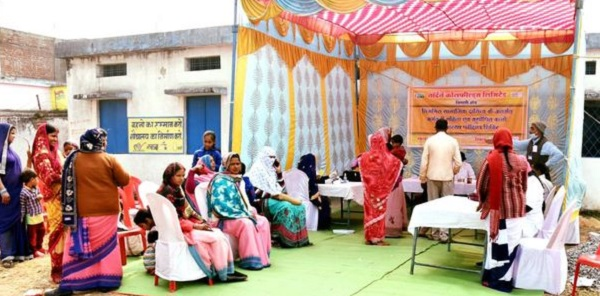 NCL organizes a free medical camp
