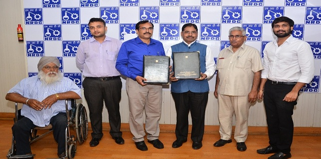 NRDC inks pact with Marri Laxman Reddy Institute of Technology