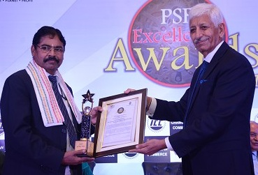 CMD, NRDC Received ICC CEO of the Year PSE Excellence Award