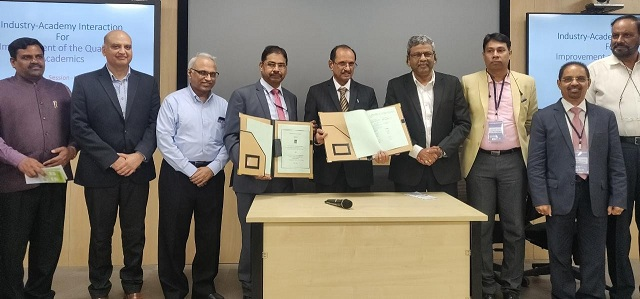 NRDC Inks MoA with Indian Institute of Petroleum and Energy