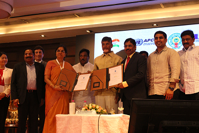 NRDC Inks MoU with AP Government to Promote Startups