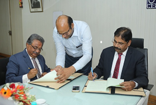 NRDC Signed Agreement with Afro-India Technology and AITST