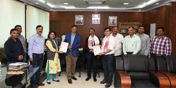 NRL inked an agreement with CSIR to recycle  wastewater into value-added product
