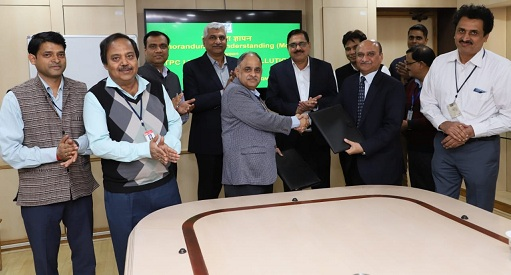 NTPC Contributed Rs. 1.75 Cr. for Digitization of School