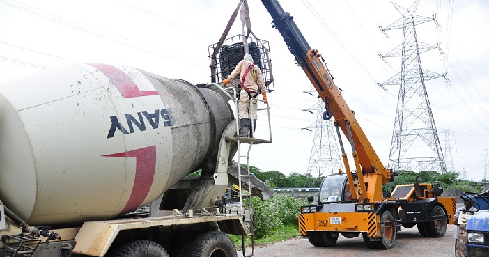 NTPC Demonstrated the use of fly ash-based Geopolymer Concrete for the Construction of Road