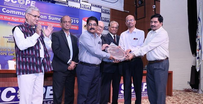 NTPC Awarded for Innovative Stakeholder Interface