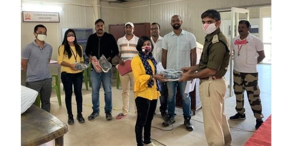 NTPC Bongaigaon and CISF join hands to empower youth for future challenges
