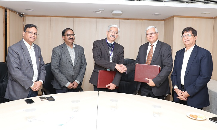 NTPC Signed Term Loan of Rs. 5000 Crore with State Bank of India
